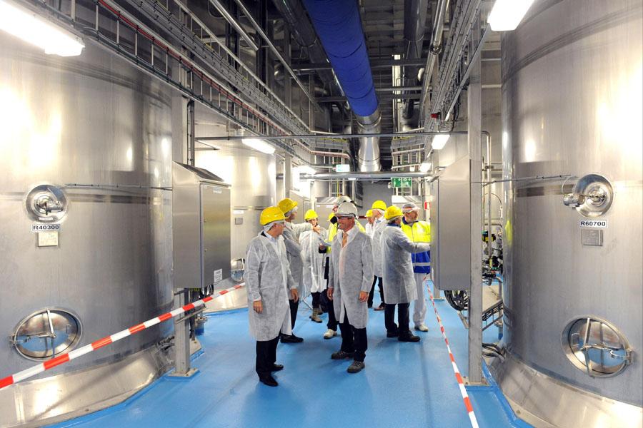 Voedingsmiddelenfabriek VMF