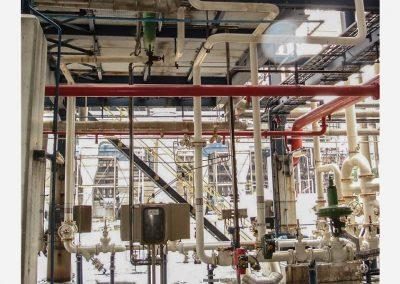 Methanolleidingen BioMCN