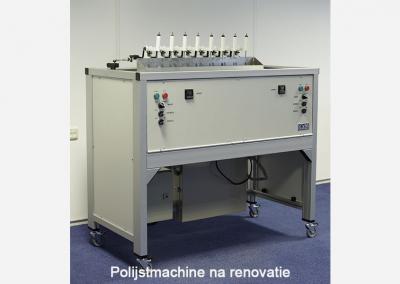 Renovatie Polijstmachine